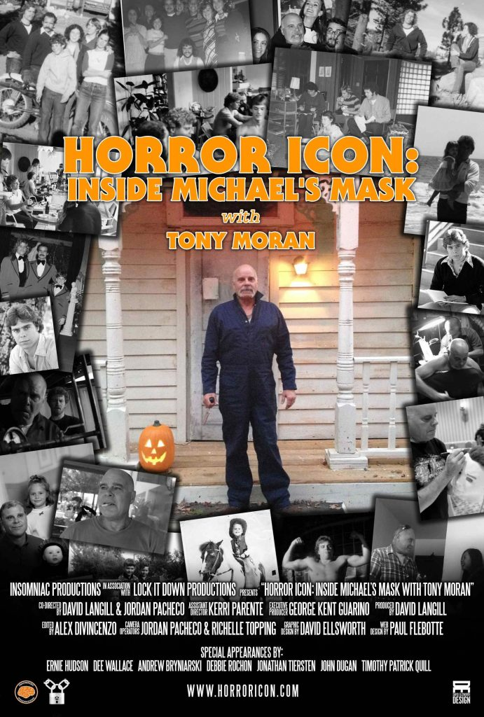 Horror Icon: Inside Michael's Mask with Tony Moran