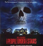 Wes Craven - poster for The People Under the Stairs