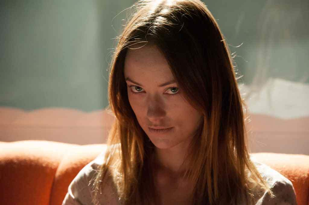 The Lazarus effect directed by David Gelb and starring Olivia Wilde who plays scientist Zoe.