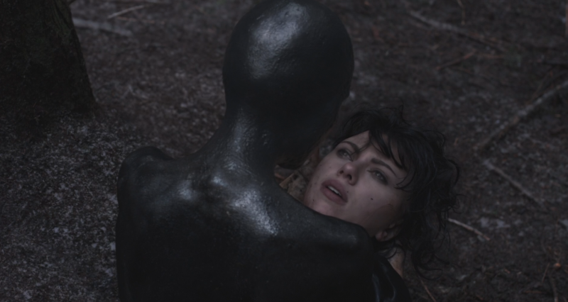 Under the Skin - an alien film you need to see!