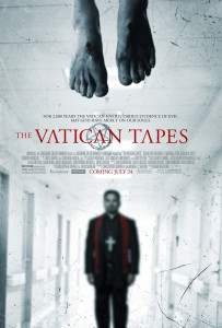 Vatican Tapes New Poster