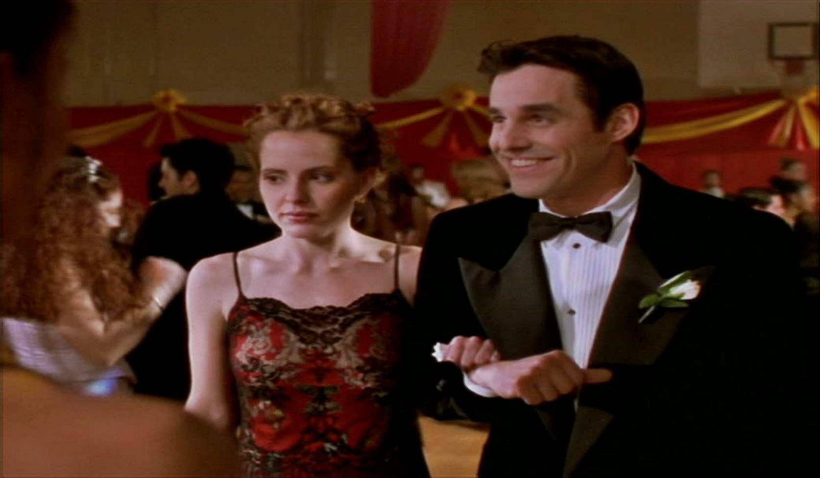 "Xander and Anya in ""The Prom"""