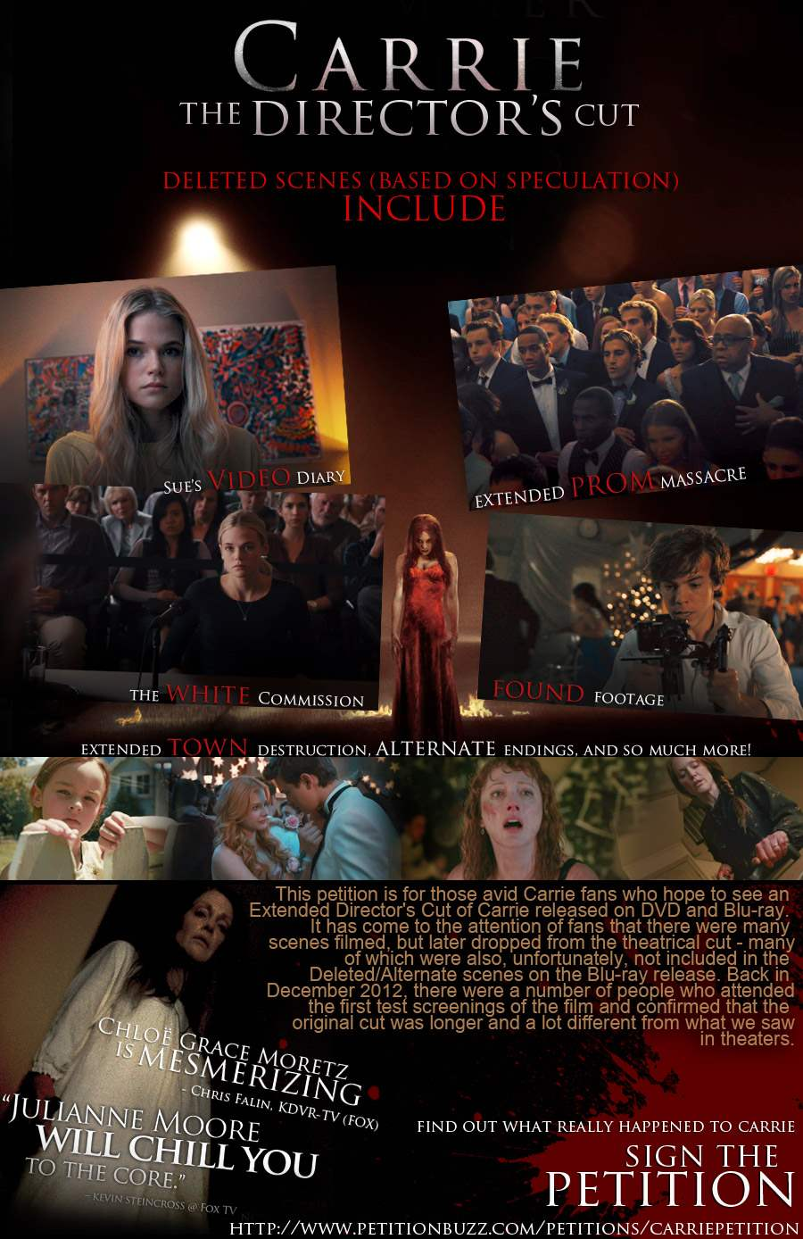 Carrie Director's Cut