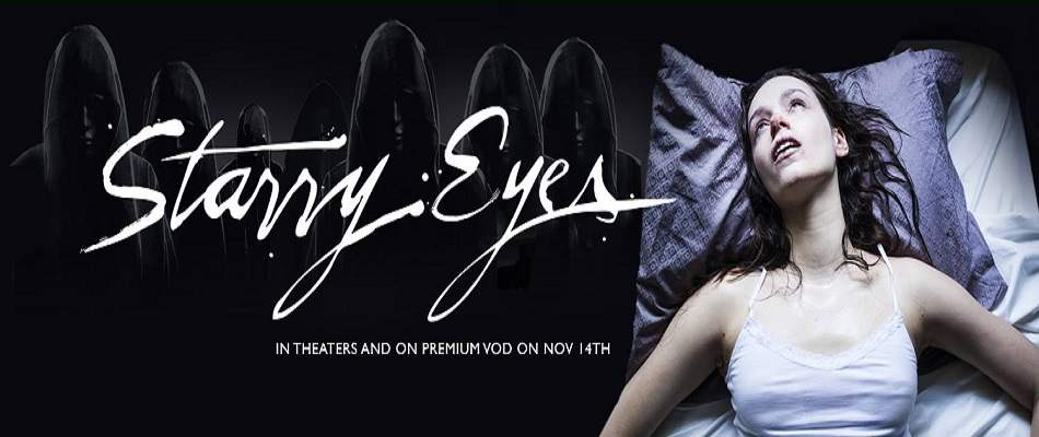 Promotional image from 2014's Starry Eyes.