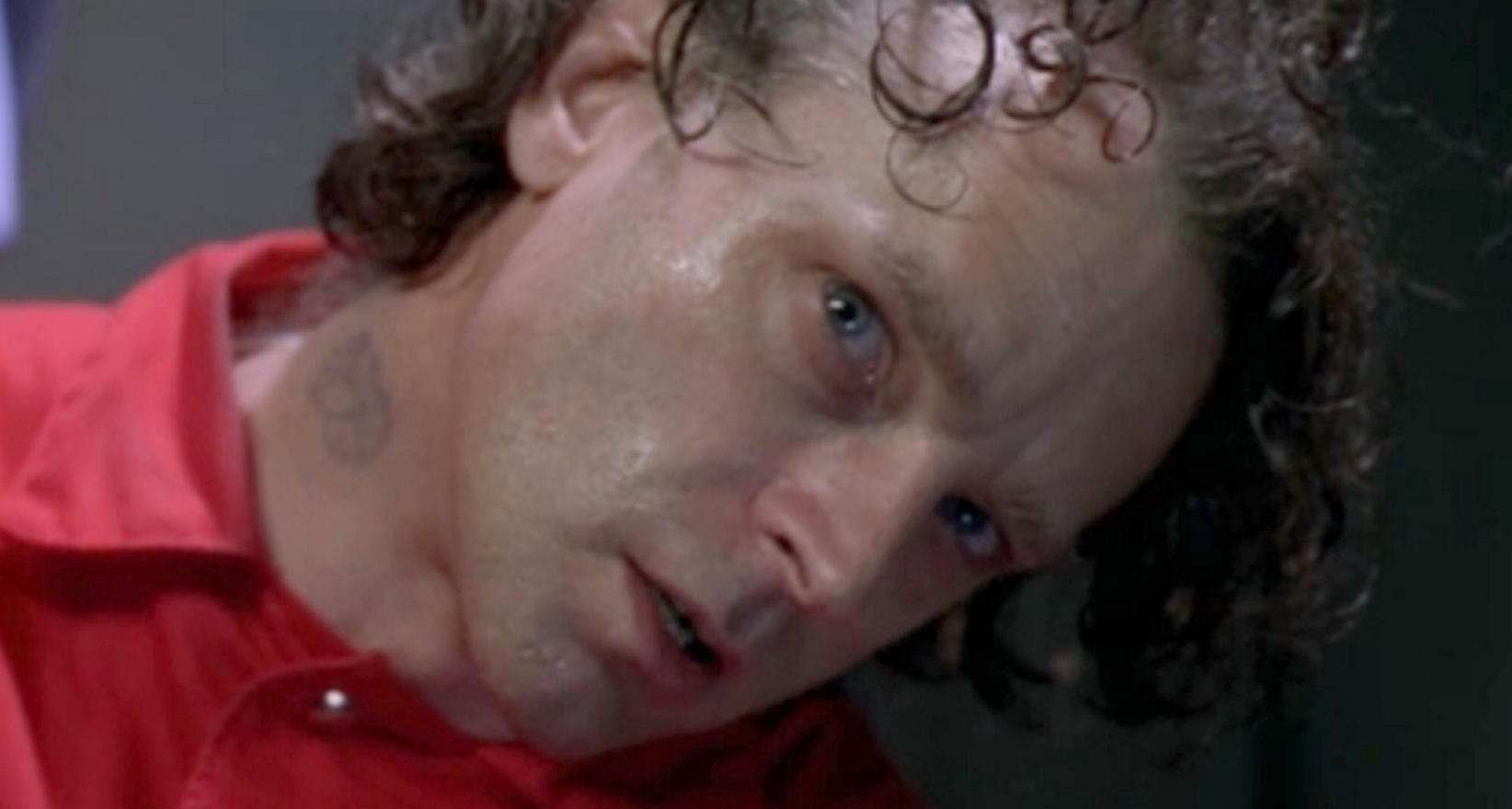 """Brad Dourif in The X-Files """"Beyond the Sea"""""""
