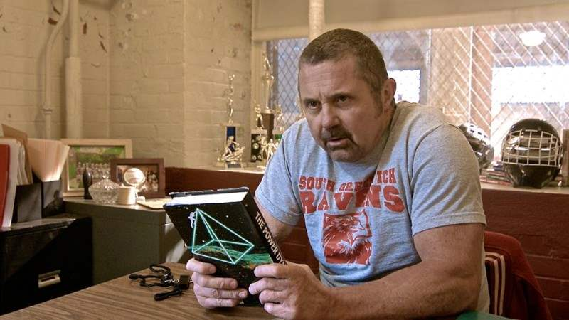 Kane Hodder in Almost Mercy