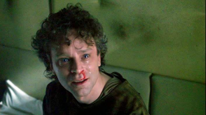 Brad Dourif in Exorcist III