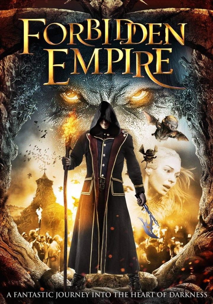 Forbidden Empire movie poster 2015