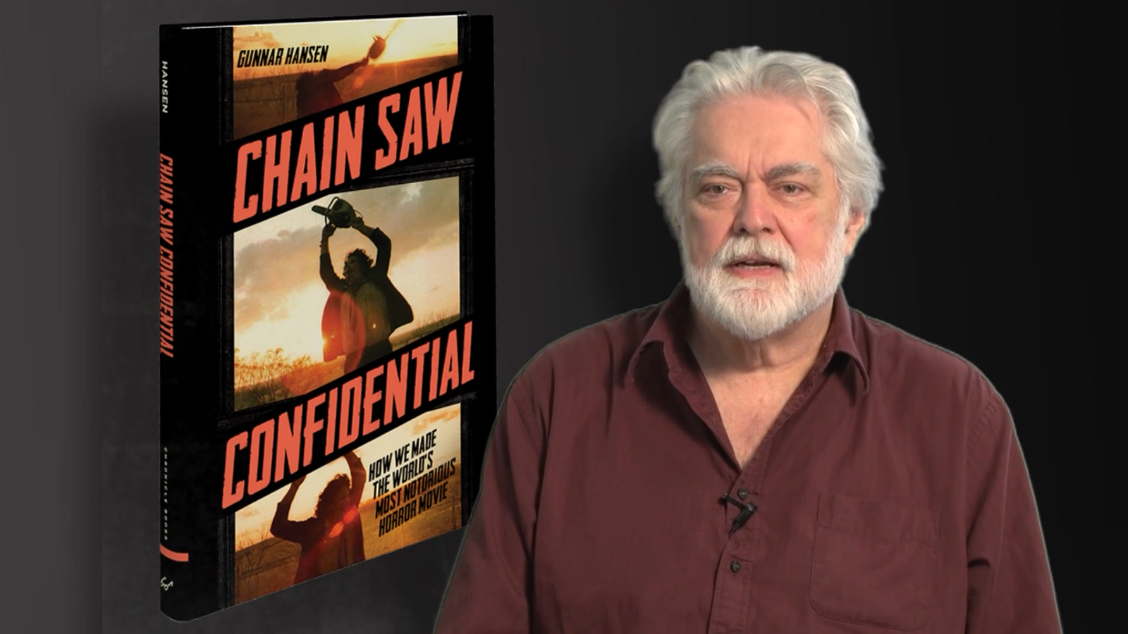 Chainsaw Confidential by Gunnar Hansen