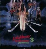 Nightmare on Elm Street 3: Dream Warriors theatrical poster image