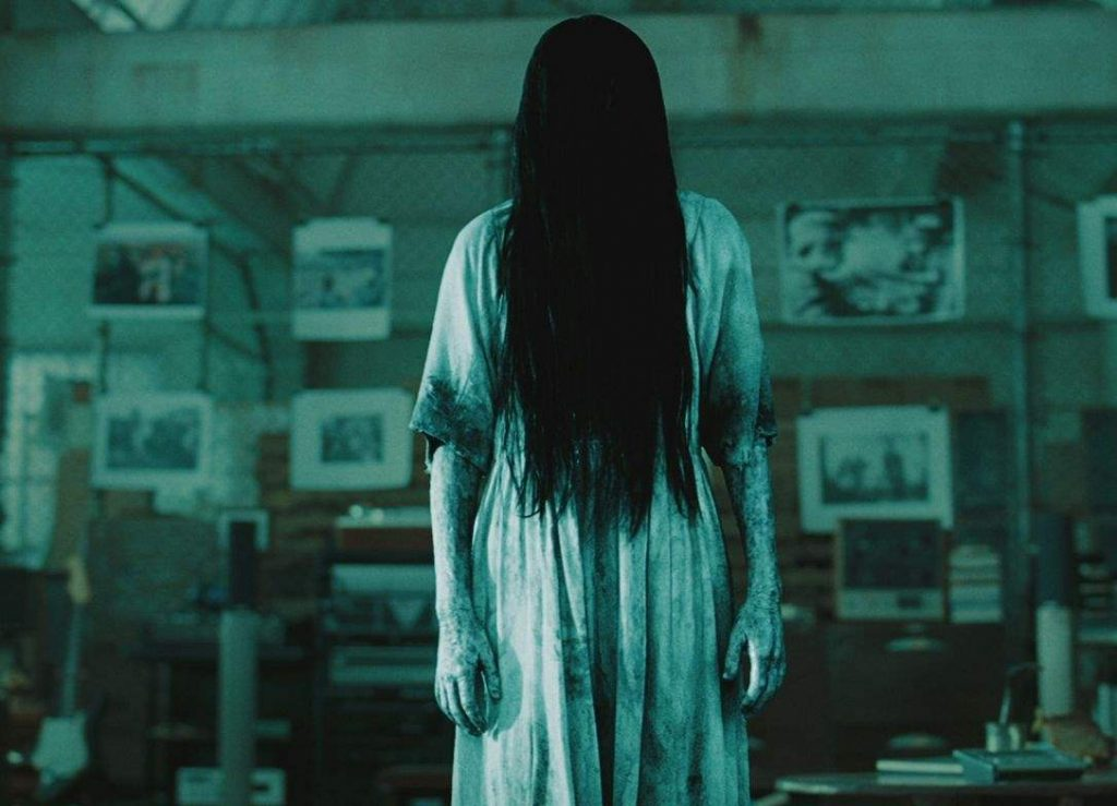 The new Rings movie coming out 2015 ten years on from the first The Ring movie.
