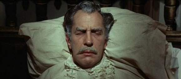 Vincent Price in Tales of Terror
