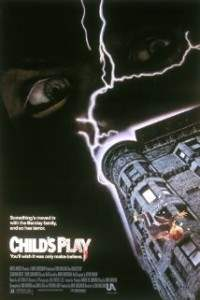 Childs play featuring the infamous chucky.