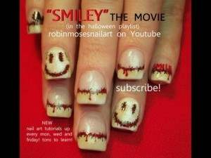 smiley-movie-nail-art