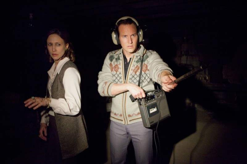 the conjuring ed and lorraine warren