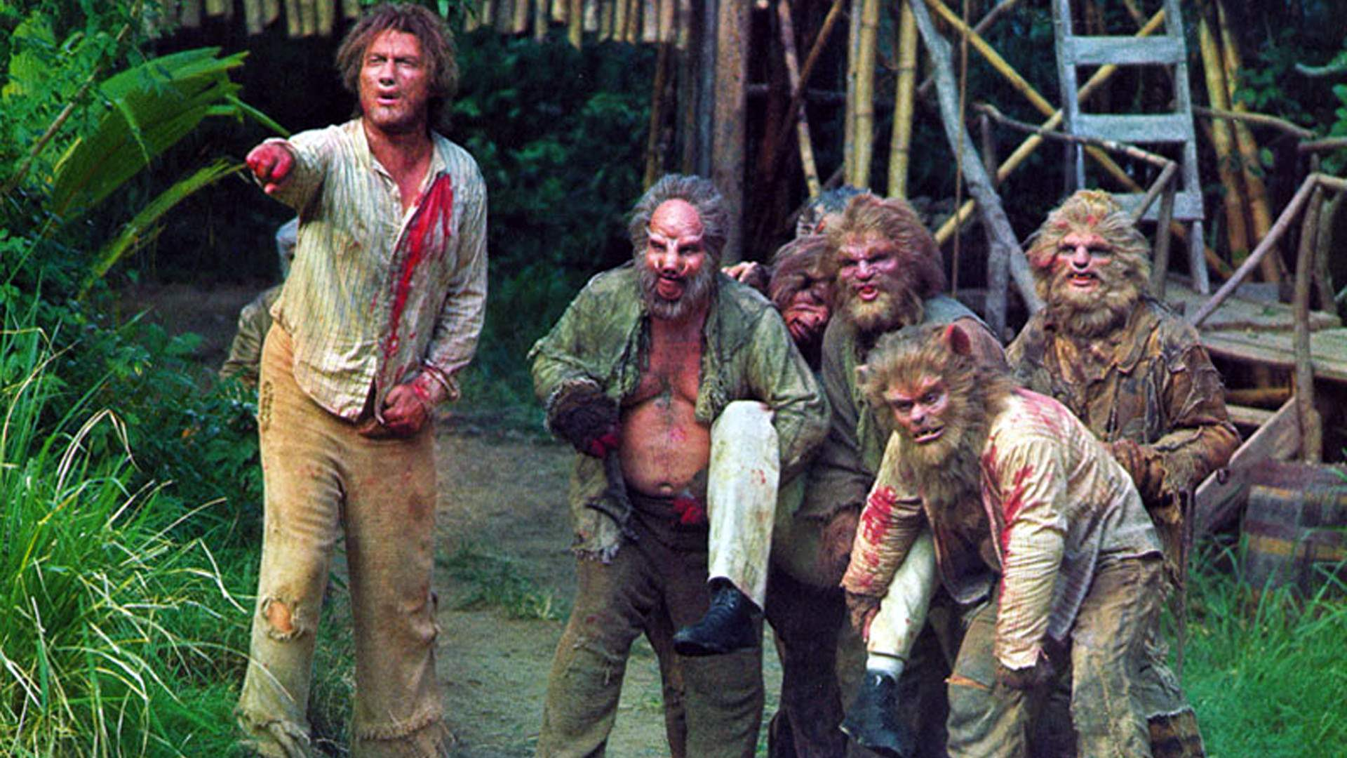 The Island of Doctor Moreau 1977