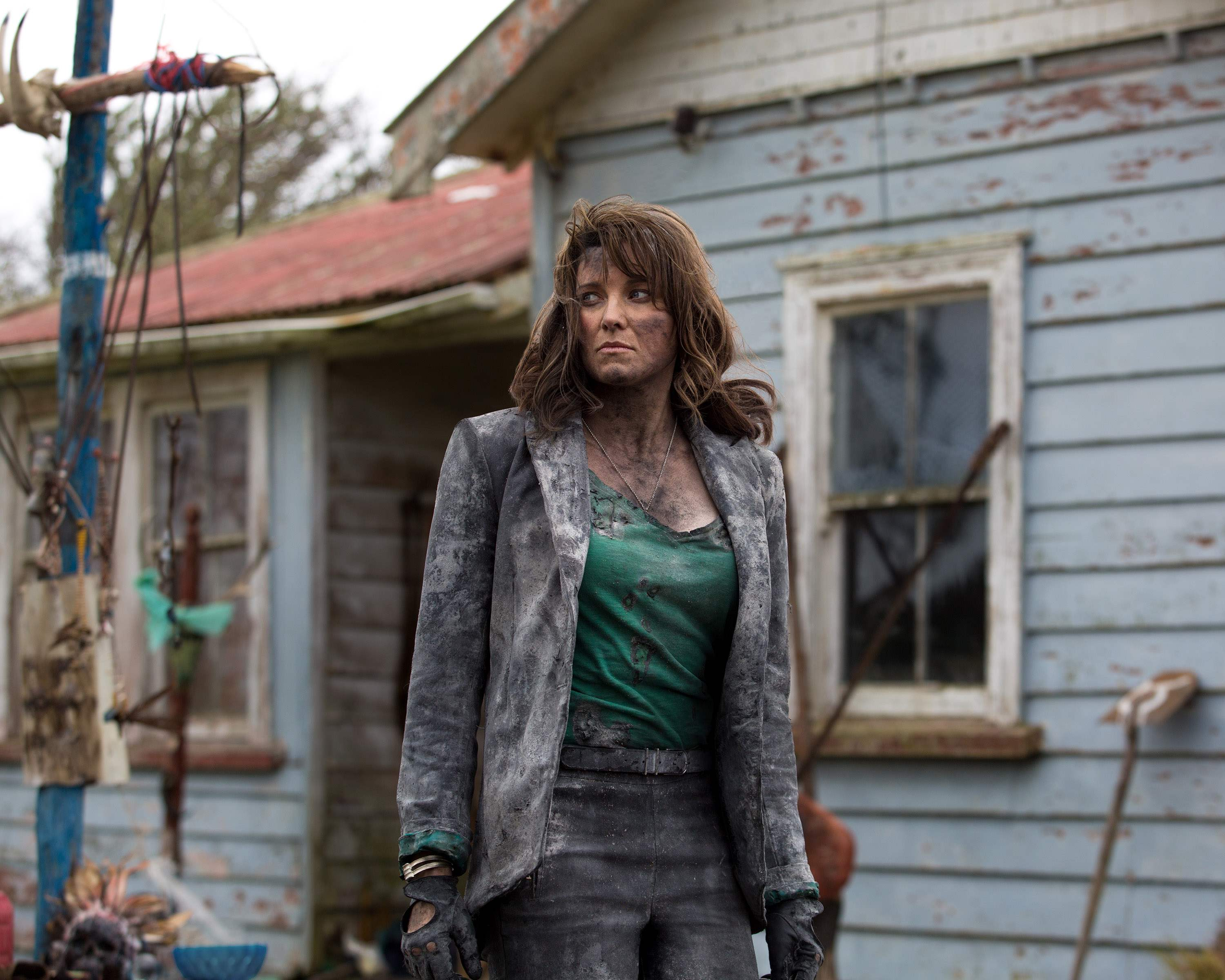 Lucy Lawless Ash vs. Evil Dead