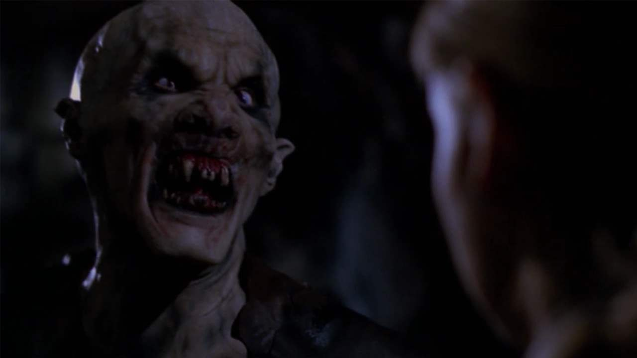 Camden Toy as the Ubervamp, the Turok-Han, in season seven of Buffy the Vampire Slayer