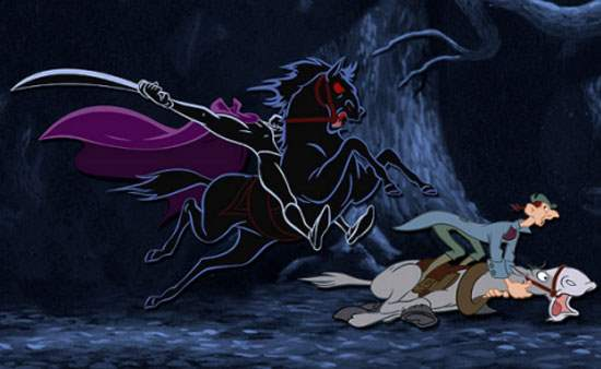 Disney's Sleepy Hollow