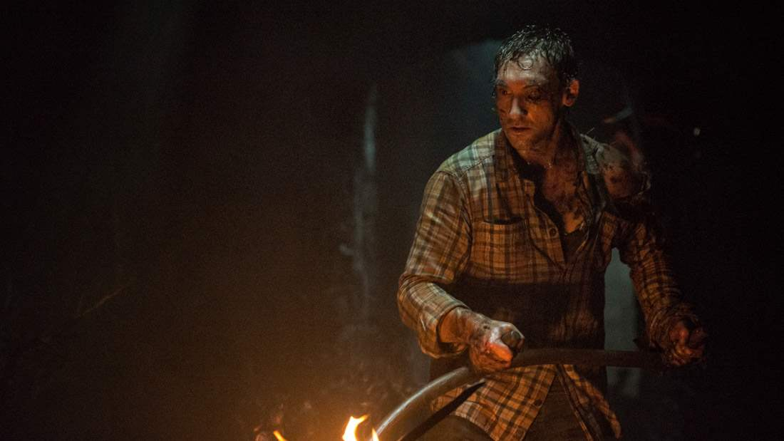 Joseph Mawle in The Hallow