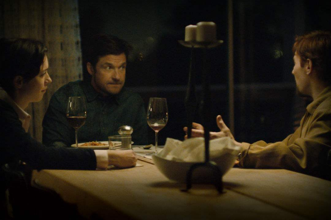 Rebecca Hall, Jason Bateman and Joel Edgerton in The Gift