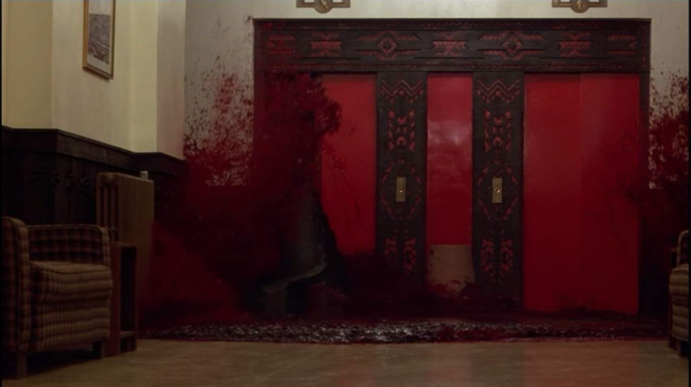 Behind the scenes stories that would make great features on their own. The Shining. Elevator scene.