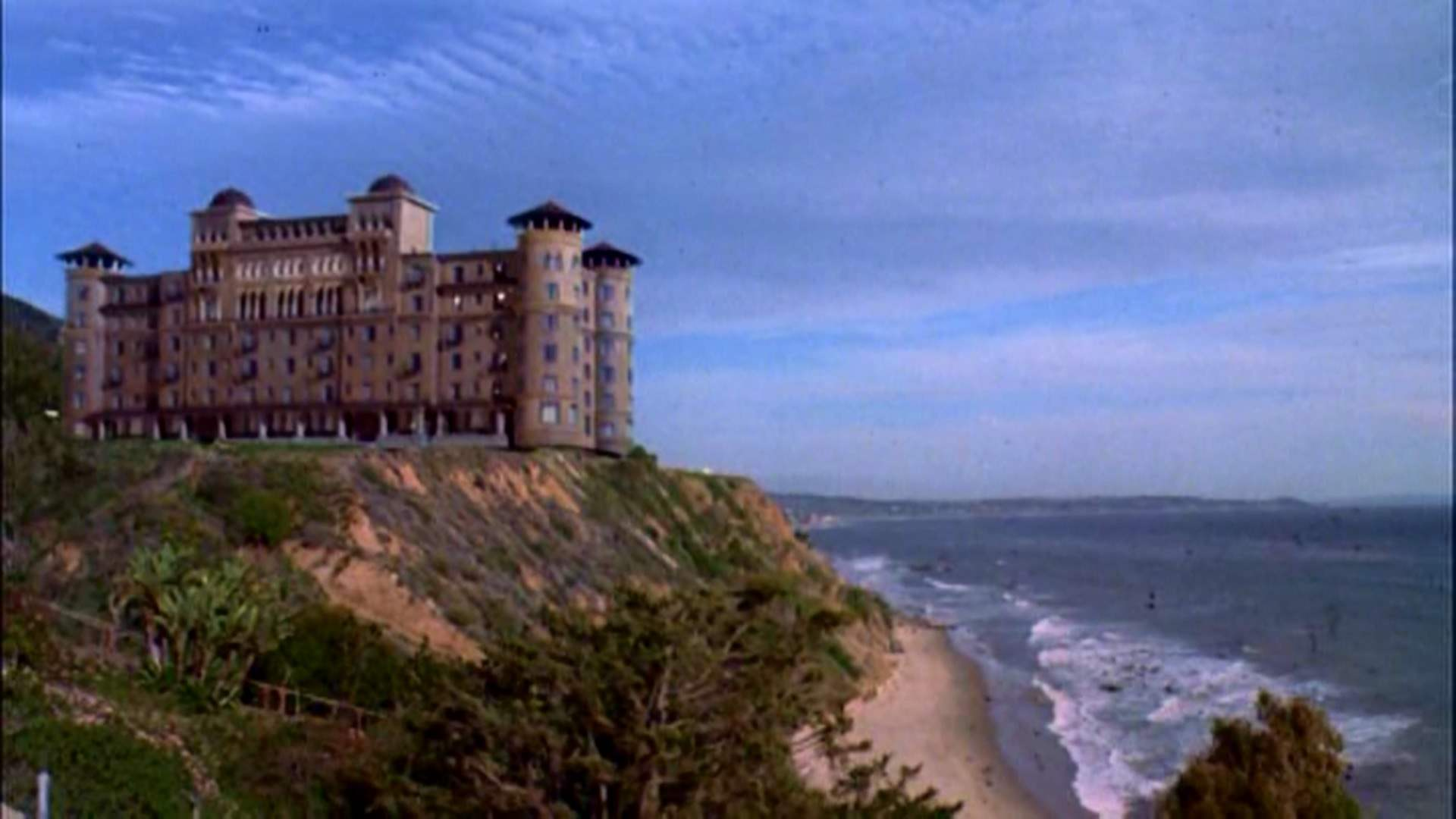 The Bodega Bay Inn in Puppet Master