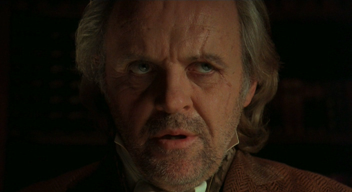 Anthony Hopkins as Van Helsing