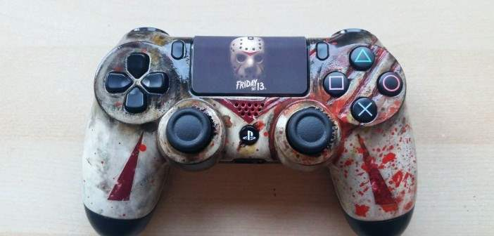 Friday the 13th Jason Voorhees controller.