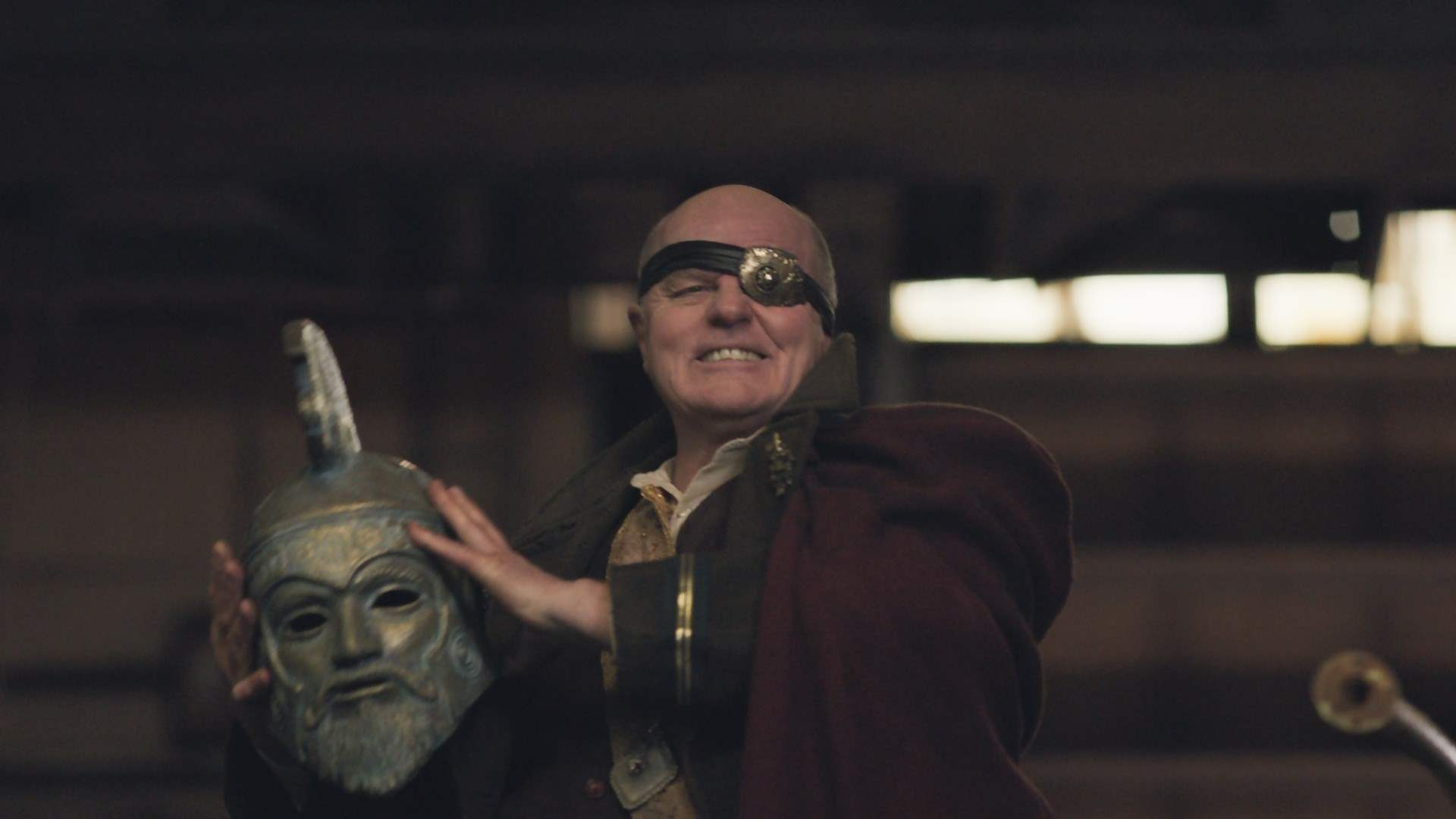 Michael Ironside in Turbo Kid