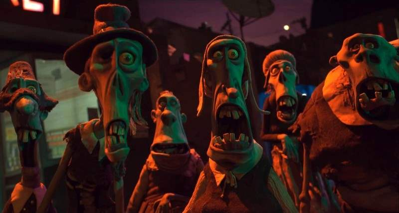 Halloween movies Paranorman