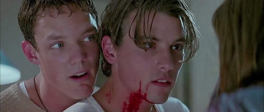 Billy and Stu in Scream