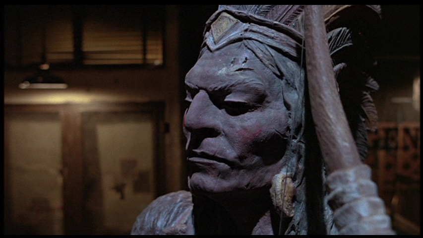 Old Chief Woodnhead in Creepshow 2