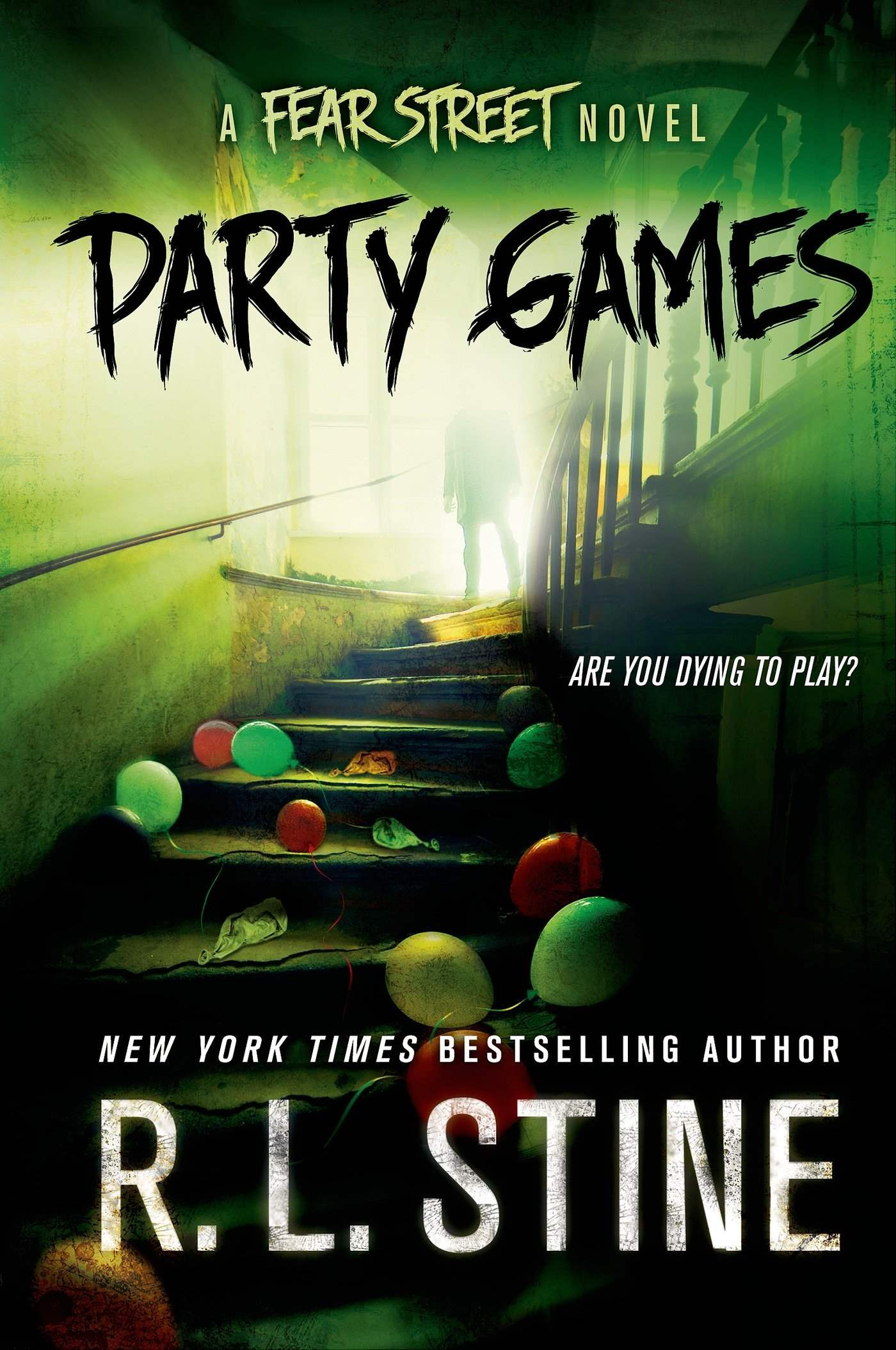 Party Games Fear Street R.L. Stine