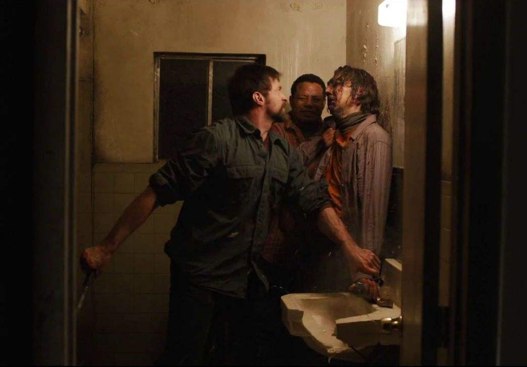 Hugh Jackman, Terrence Howard & Paul Dano in Prisoners
