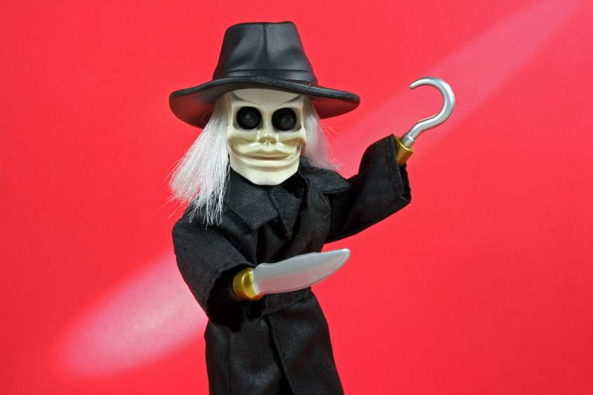 Puppet Master Blade toy