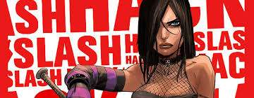 Hack/Slash comic