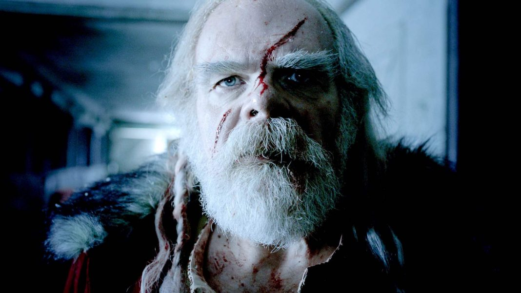 Bloody Santa in A Christmas Horror Story