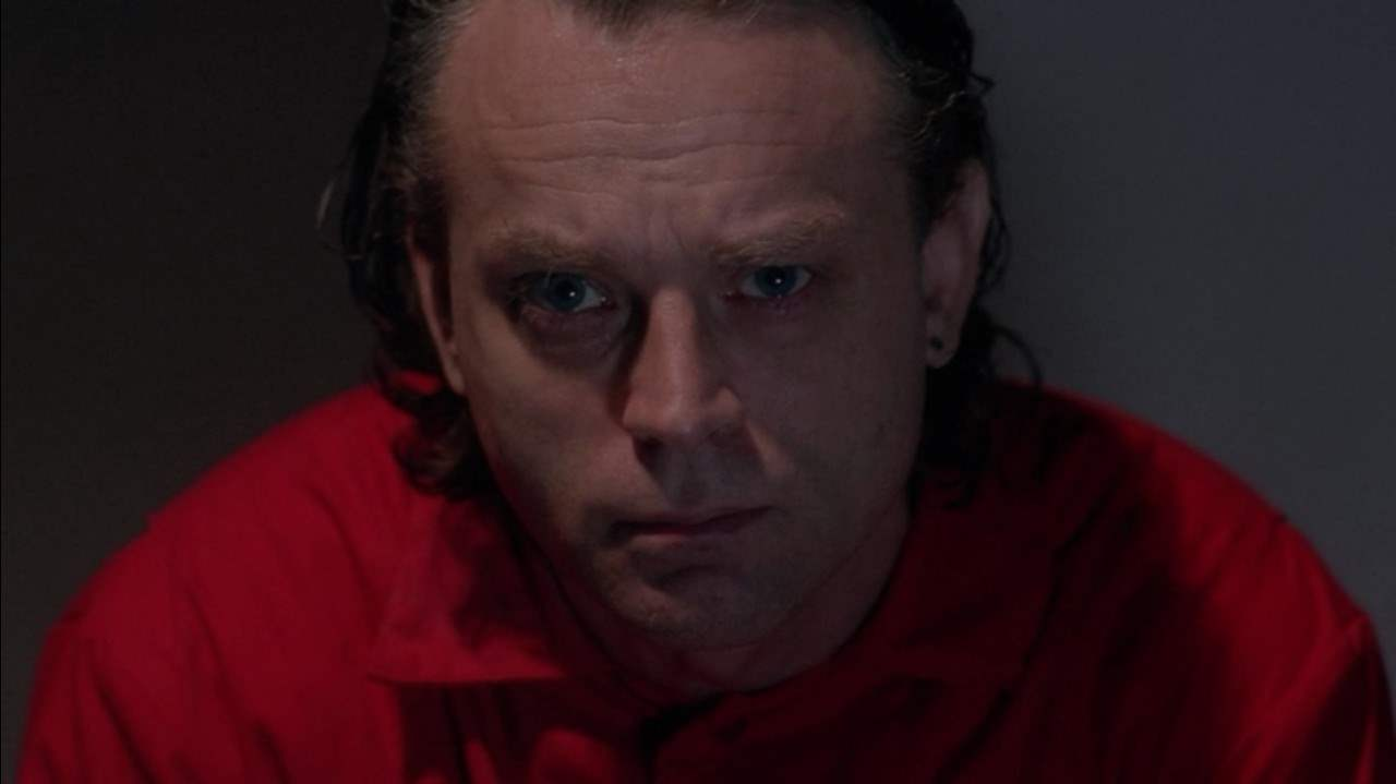 Brad Dourif continuously churns out mesmerizing performances to often off-kilter characters.