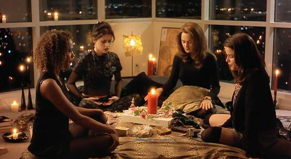 The Craft seance