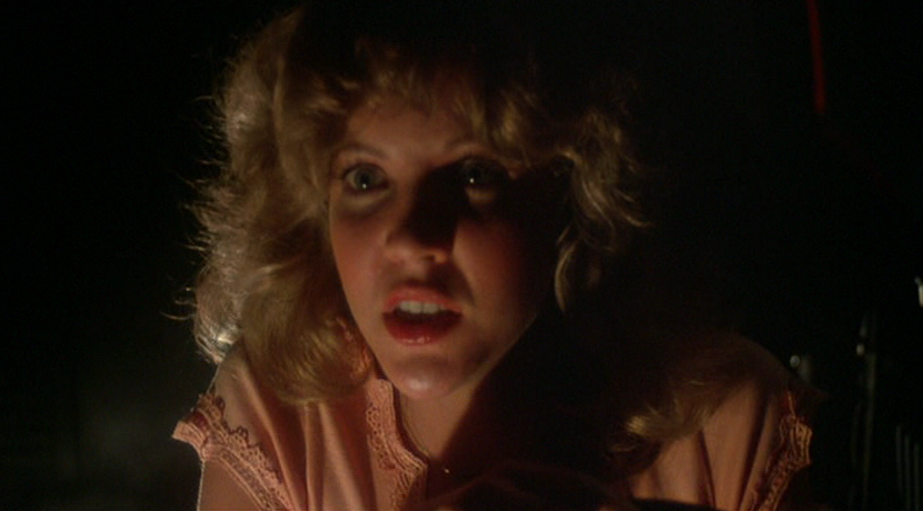 Chris Hargensen in Carrie. Weirdest moments in Stephen King that couldn't be adapted to film.