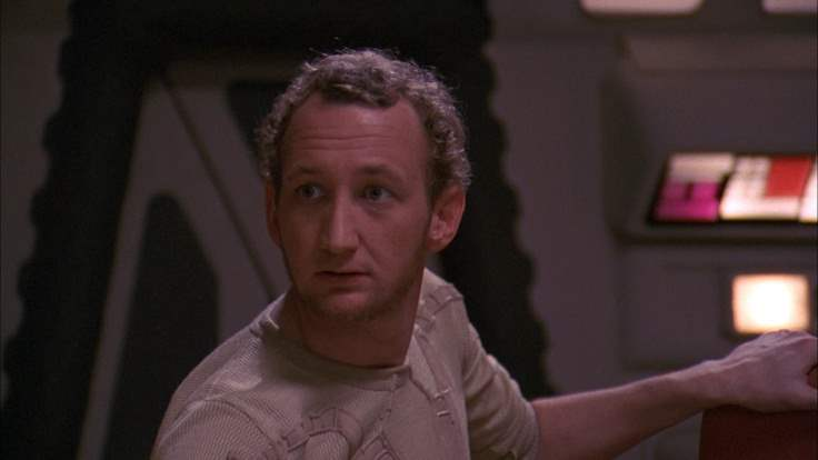 Robert Englund in Galaxy of Terror
