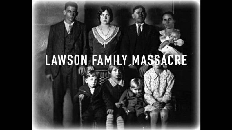 the lawson family murders