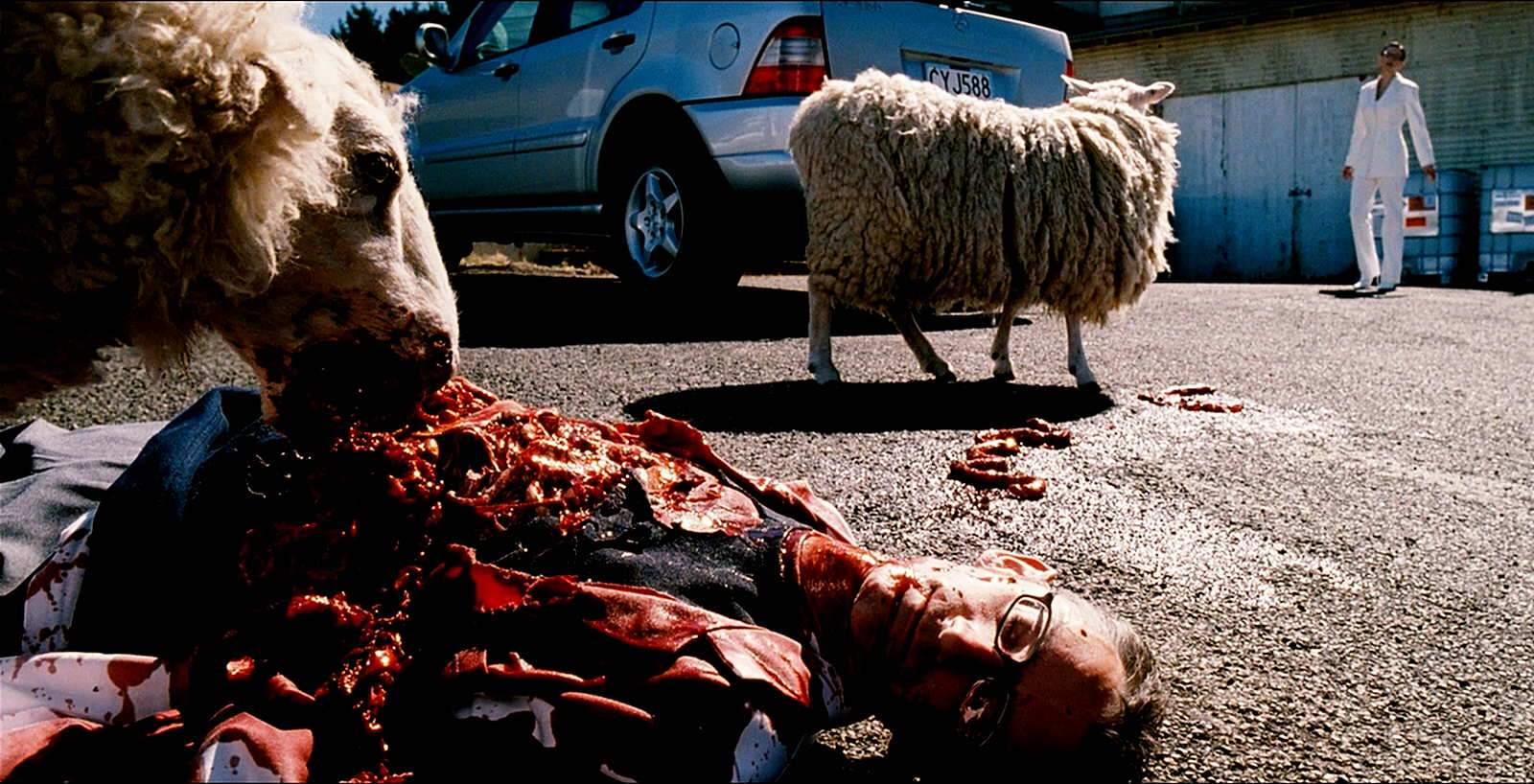 Black Sheep comedy-horror