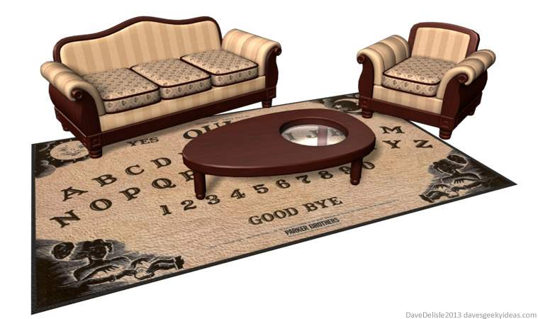 Gift Guide: Ouija Furniture