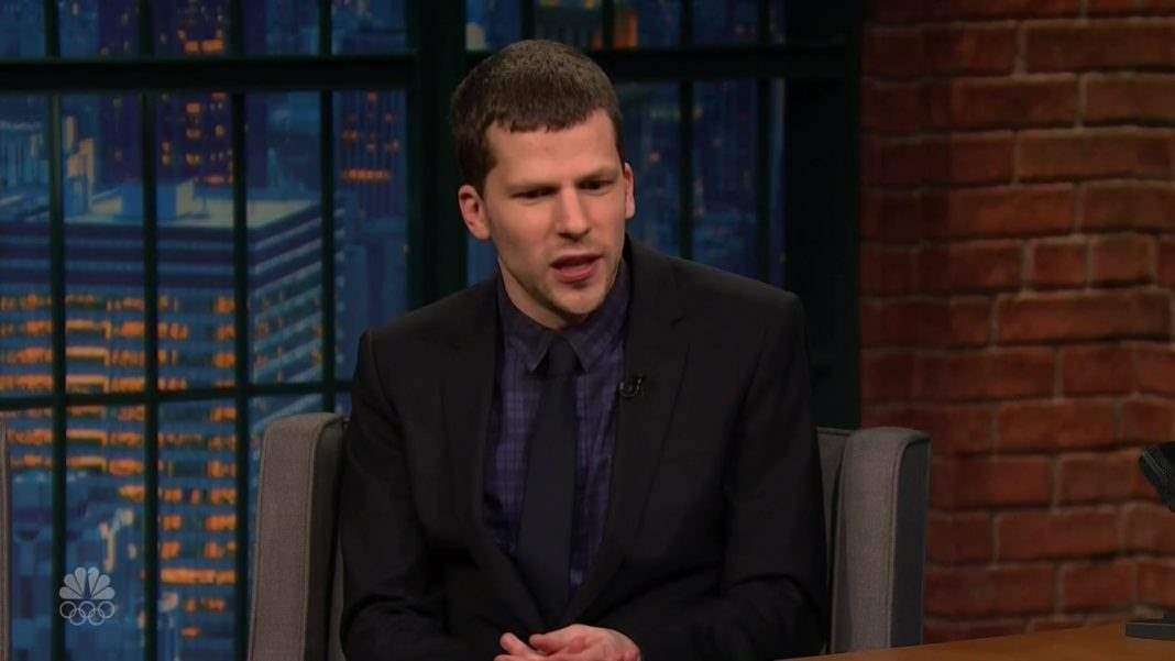 Jesse Eisenberg - Horror Credits the cast of Batman v Superman would like you to forget