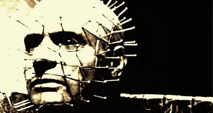 Pinhead in Hellraiser Judgment