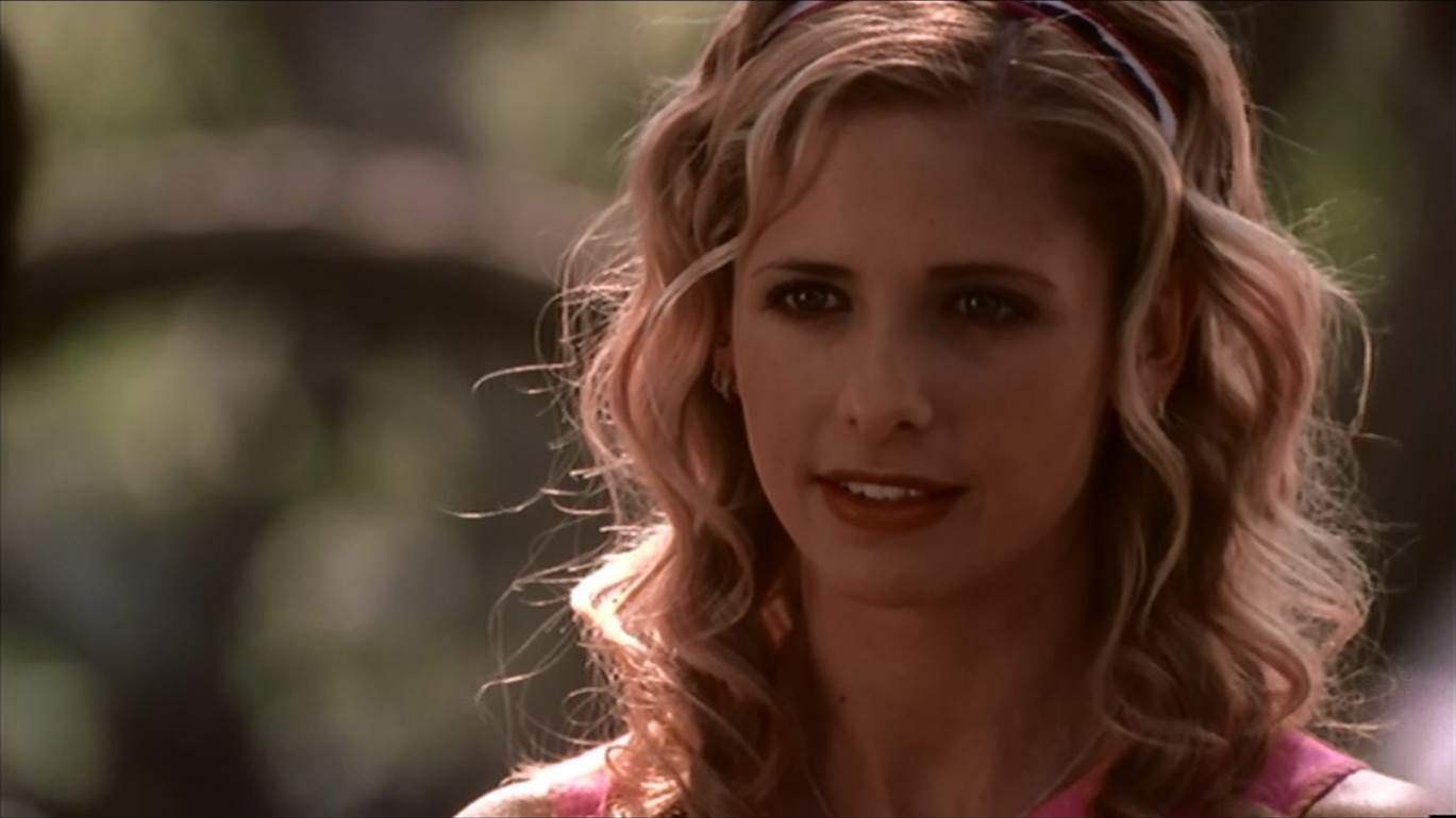 Sarah Michelle Gellar as Buffy Summers