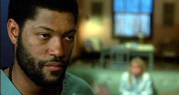 Laurence Fishburne as Max in Dream Warriors