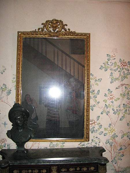 The Myrtles Plantation mirror is said to be one of the most haunted objects in the world.